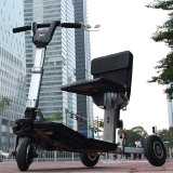 Самокат удобоподвижности франтовской складчатости трицикла электрический, электрические корабли для неработающего, самого нового самоката способа
