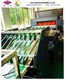 예약 LD-Pb460 고속 핫멜트 바운드 노트북 생산 라인 기계를 완료하기 위해 릴 용지에서 기계를 만드는 소프트 커버 운동 책 노트북