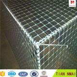 1*0.5*1.0m/1000*1000mm Gabionの溶接された壁