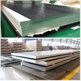 Plaque en aluminium 2A14 pour grandes cadres d'aéronefs