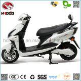 Scooter elétrico de 2 rodas 2 assentos bateria de chumbo motocicleta
