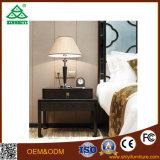 Schwarzes festes Holz mit Panel-Rosenholz-Schlafzimmer-Möbel-Schlafzimmer-Set