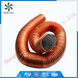 Una sola capa de aluminio de conductos flexibles / manguera / tubo por un Aire Acondicionado