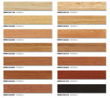 Keramische hölzerne Beschaffenheits-Fliese glasig-glänzende Fußboden-Fliese-preiswerte Preis-Fliese