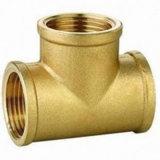 O bronze 125# rosqueou o cotovelo de 90 graus