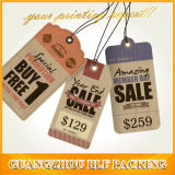Fancy Hang Tags Dir BLF (coupe-T094)