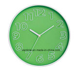 Varios Colores de promoción reloj de pared simple mayorista