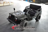 Best Selling Mini Jeep Willys com 110cc, 125cc e 150cc opcional do motor