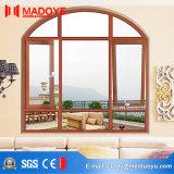 Finestra appesa superiore lustrata doppio di alluminio per la decorazione interna