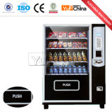 Distributore automatico della bevanda e spuntino a gettoni esterni