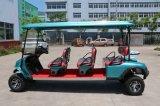 6 Seater elektrisches Jagd-Golf-Karren-Cer-anerkannte gute Qualitätsgolf-Karre