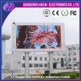 Preço baixo em cores P6 Publicidade ao ar livre LED Circle Display