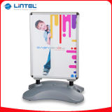 Lintel PVC Double Sides Waterbase Poster Stand