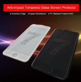 Bordo 2017 più nuovo 3D alla protezione dello schermo di vetro Tempered di barriera di protezione per il iPhone 7