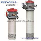 Máquina de imprensa de filtro de óleo de óleo de alumínio