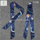 Повелительница Подарок Шарф Фабрика способа пятна Cravat мешка Silk