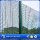 a fábrica da cerca do profissional de 2.153mx1.886m Anti-Escala os painéis do cerco de segurança