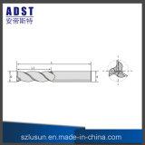 Edvt 3flauta Herramienta de corte CNC de aluminio Molino de final de la máquina