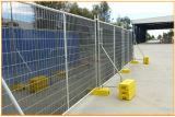 Prezzo di fabbrica di recinzione provvisorio galvanizzato caldo di 2100*2400 Manufcture