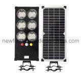 9W integriertes LED Solarstraßenlaterne-Garten-Licht mit Bewegungs-Fühler