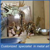 De Decoratie Metalware van de Toren van Eiffel van het Metaal van de Vervaardiging van de fabriek voor Vertoning/Tentoonstelling