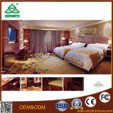Mobília moderna e bonita da mobília dos jogos de quarto da memória do quarto do hotel