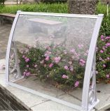 Windowsのドアのおおいのためのプラスチック建築材のバルコニーカバー部品