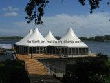 6m Durchmesser-Hexagon-Hochzeits-Ereignis-Aluminiumpagode-Zelt