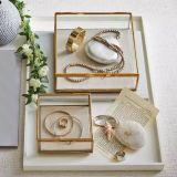 Горячая продажа уникальные ювелирные изделия из стекла Подарочная упаковка