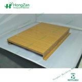 Comitato composito ondulato di alluminio con grano di legno