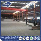 Materiale da costruzione d'acciaio prefabbricato personalizzato per il magazzino della struttura d'acciaio