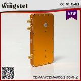 850/2100MHz GSM WCDMA 2g 3GのLCD表示が付いている移動式シグナルのアンプ