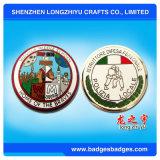 Изготовленный на заказ монетка металла возможности с 4-6 цветами