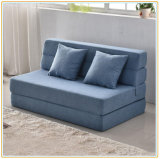 Base di sofà di tela comoda di Seater del tessuto 3 195*100cm