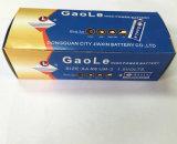 AA R6p 1.5V batería de la célula seca en el embalaje de la caja (UM-3)