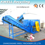Het Materiaal van het blok/Band/de Grote Tubulaire Enige Machine van het Recycling van de Ontvezelmachine van de Schacht/van de Molen van de Maalmachine