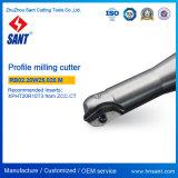 Fresa indexable Rb02.20W25.020 del torno del CNC de la alta precisión. Zccct recomendado M Bmr03-020-XP25-M
