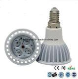 Hochwertiges Cer und Punkt-Licht der Rhos-E27 4W LED