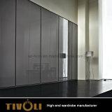 백색 나무로 되는 옷장 서 있는 옷장 가구 Tivo-00019hw