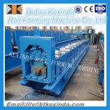 La manera galvanizada la zanja más nueva del canal del metal de la descarga del diseño de China lamina la formación de la máquina