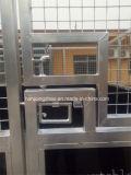 Estábulo padrão australiano do cavalo da qualidade do HDPE com telhado (XMM-HS4)