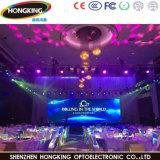 Höhe P2.5 erneuern 3840Hz 640*640mm farbenreiche LED-Innenbildschirmanzeige