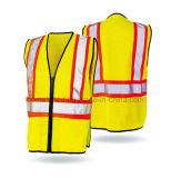 Colete de segurança reflexivo grossista amarelo