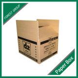 Boîte en carton lourd personnalisé pour l'emballage d'essieu