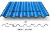 Lamiera galvanizzata ondulata Dfx del tetto del metallo di Qingdao