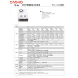 Bloc d'alimentation de commutateur de la bonne qualité Wxe-320s-5