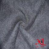 Tela popular 100% del paño grueso y suave del poliester del Cation para la cortina