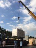 varredor da carga da raia da carga X do transporte 2000kg para o aeroporto