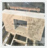 Countertop van de Keuken van het Zinkwit Marmeren voor Woningbouw