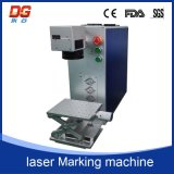 최신 판매 섬유 Laser 표하기 기계 휴대용 유형 30W